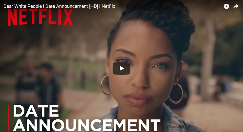 """Dear White People,"" Billed as A Conversation Starter on Race"