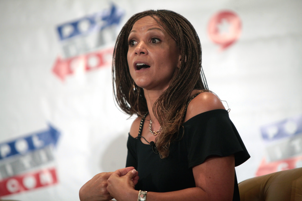 Noted Professor Melissa Harris Perry Calls for Change at the N.A.A.C.P.