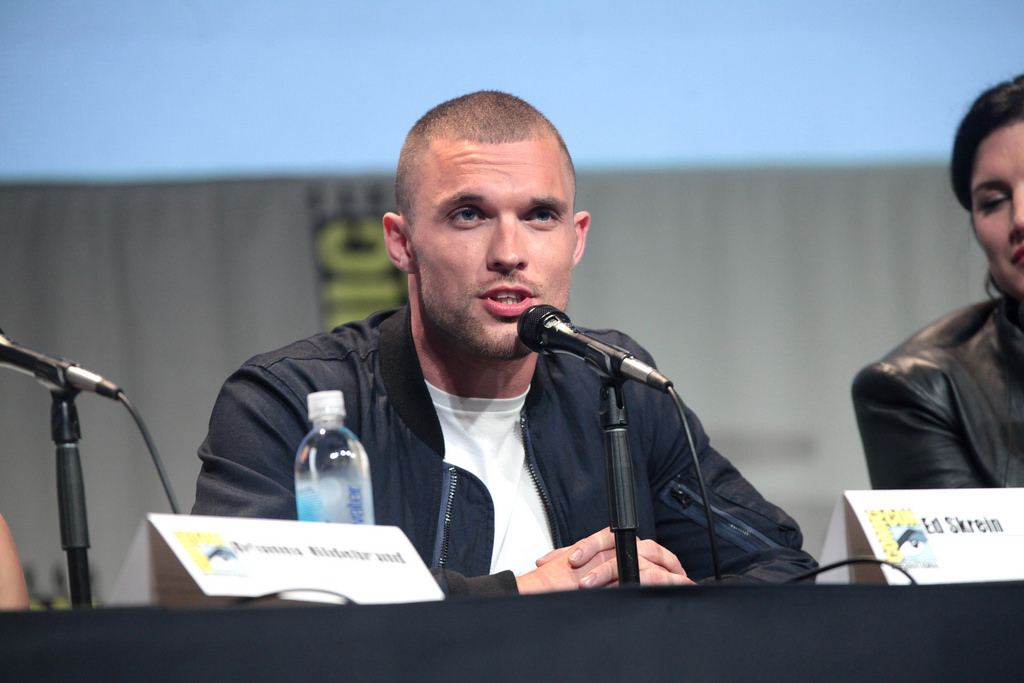 Ed Skrein, Facing Criticism, Backs Out of Playing Asian Character in 'Hellboy'