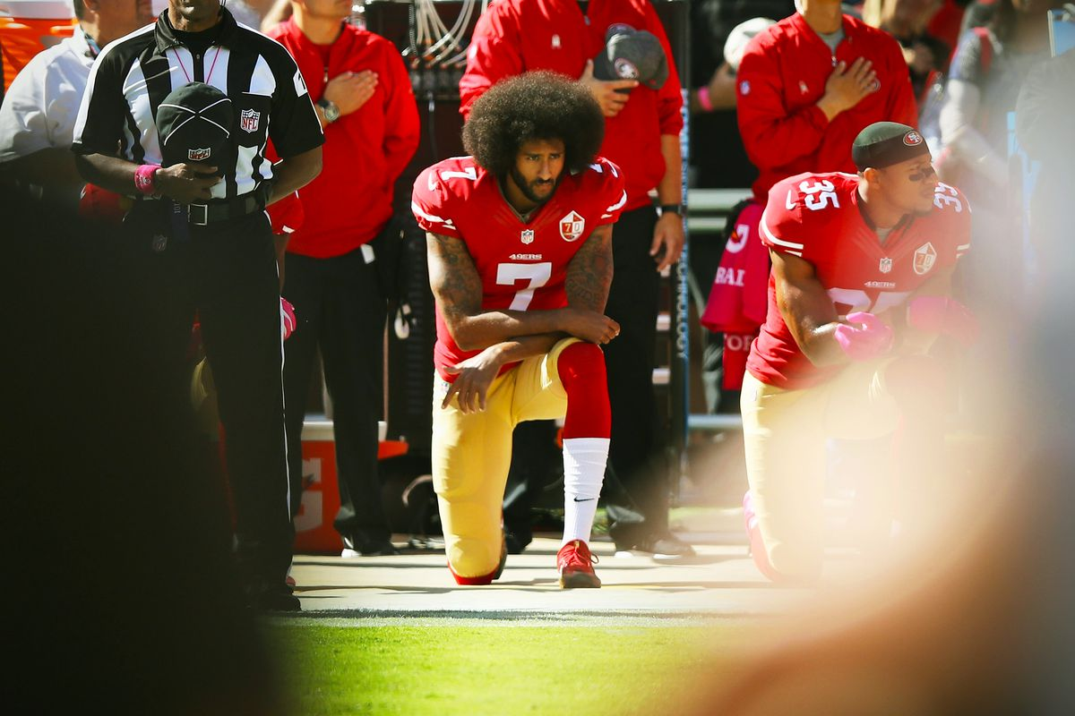 Colin Kaepernick, The NFL, The White House and the Politics and Business of Race and Nationalism
