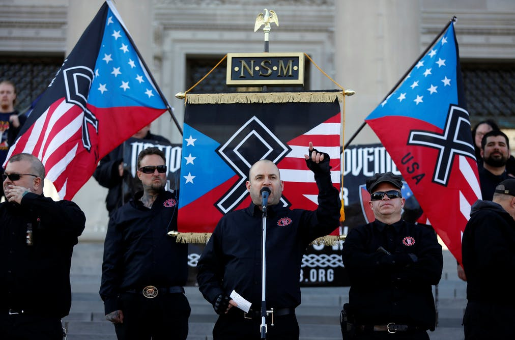 White Nationalism, Born in the USA, is Now a Global Terror Treat